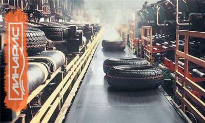 Шинное производство стремится к экологичности