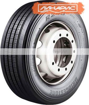 Bridgestone разработала новые грузовые шины повышенной прочности