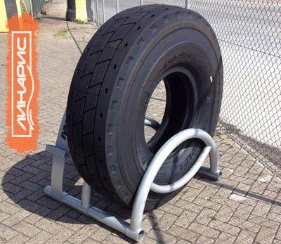 Усовершенствованные шины для портовых погрузчиков от Michelin