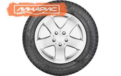 Matador MP 54 Sibir Snow - новые шины с повышенной степенью безопасности и комфорта