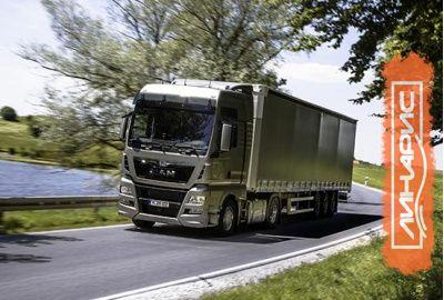 Компания MAN выбрала грузовые шины Goodyear линеек KMAX и FUELMAX