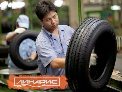 Китайские производители шин нацелены на усиление роботизации производства