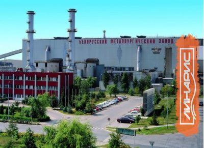 """Руководство ОАО """"Кордиант"""" выразило благодарность Белорусскому металлургическому заводу"""