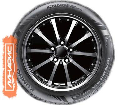 На Rockingham Motor Speedway компания Kumho провела британский показ своей новой линейки шин