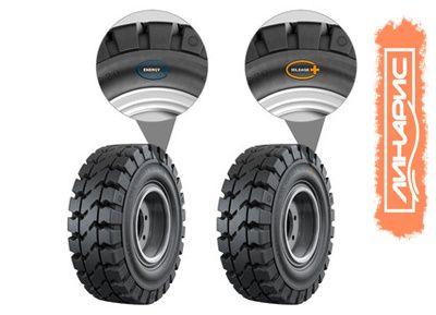 Новые шины для погрузчиков Continental SC20 Energy+