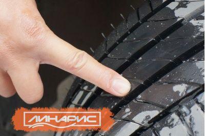 Michelin представила серийные шины, не боящиеся проколов