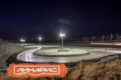 В Финляндии открылся новый тестовый полигон для зимних шин Goodyear