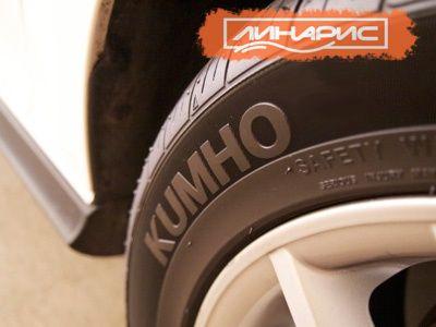 Новые шины от Kumho для американского рынка