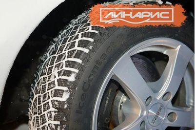 Continental показала шины новые шины для зимы - IceContact