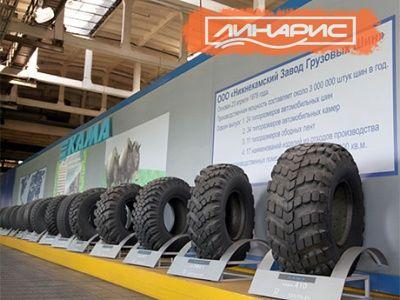 Нижнекамский завод грузовых шин успешно справился с экологическим аудитом