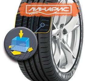 Новые шины Eagle F1 Asymmetric 2