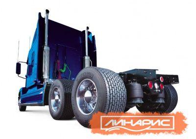 Сверхширокие грузовые шины