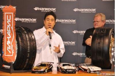Компания Hankook подвела итоги за 2014 год