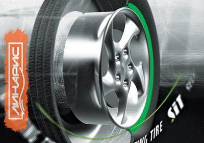 Чешские создатели самоподкачивающихся покрышек продали лицензию неназванной шинной компании из Азии