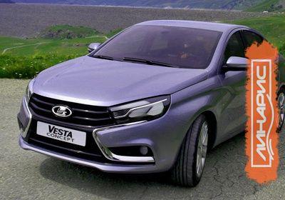 ОАО «Белшина»  - номинант на поставку покрышек для Lada Vesta