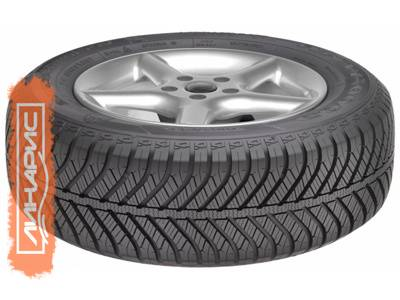 Goodyear Vector 4Seasons: рекорд продаж