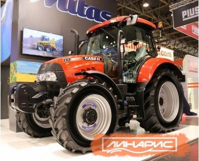 На выставке SIMA Mitas представила шины PneuTrac в новом, 28 дюймовом размере