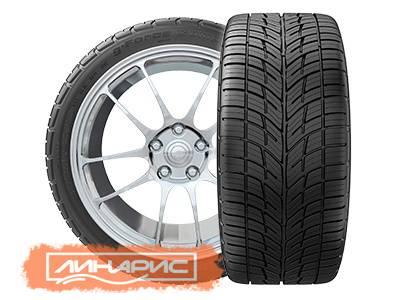 Michelin выпускает на рынок всесезонную резину в сегменте «Премиум» - BF Goodrich G-Force COMP-2 A/S.