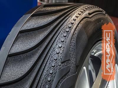 На женевском автосалоне компания Goodyear продемонстрировала две концепт-шины