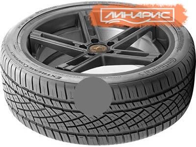 Американское отделение Continental презентовало новые шины Continental ExtremeContact DWS06 на полигоне в Техасе