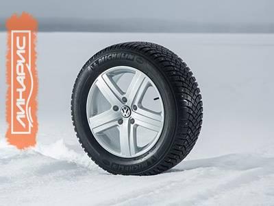 Установлен новый рекорд скорости на льду с шинами Michelin