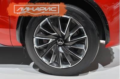 Falken создала эксклюзивные концепт-шины для гибридных кроссоверов