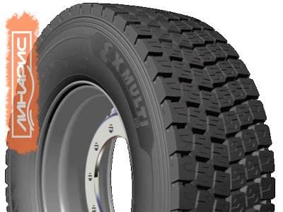 Компания Michelin разработала грузовую шину, специально адаптированную к российским дорожным условиям