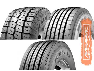 Компания Kumho возвращается на британский рынок грузовых шин с обновленным ассортиментом