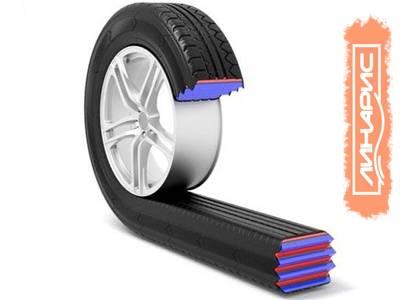 KROTON duo - новые инновационные двусторонние шины от японских инженеров