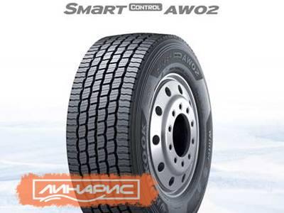 Грузовые шины Smart Control AW02 принесли компании Hankook еще одну престижную награду