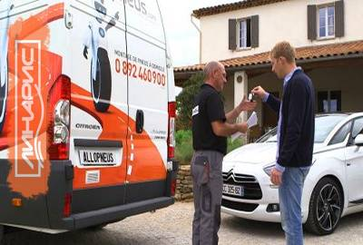 Michelin приобретет 40% акций у французского онлайн-ритейлера Allopneus
