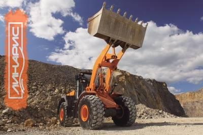 На выставке Intermat-2015 Mitas представит новую шину для землеройной техники ERL-30