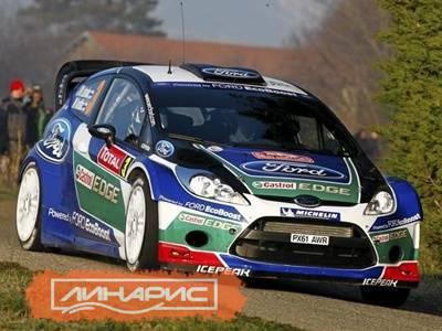 Команды WRC приняли участие в тестах новых шин Michelin