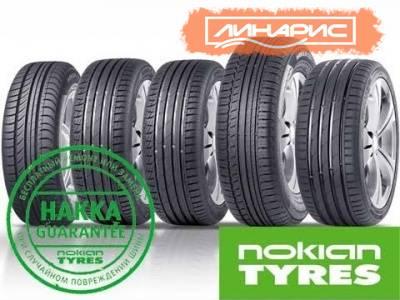 Nokian предоставляет бессрочную гарантию на свои покрышки шины для внедорожников
