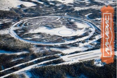 Arctic Falls строит центр для исследования ездовых качеств зимних шин