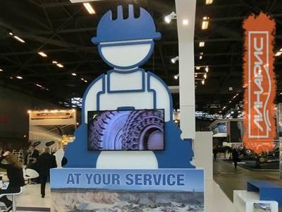 Goodyear показала инновационную программу для контроля за покрышками