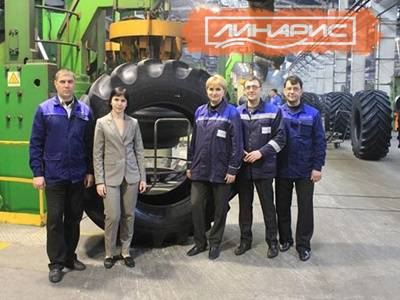 Завод «Волтайр-Пром» наладил производство агрошин под американским брендом Titan