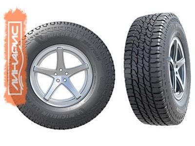 Michelin начала выпуск покрышек LTX Force для внедорожников