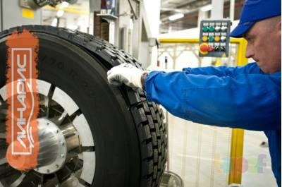 Восстановление грузовой шины