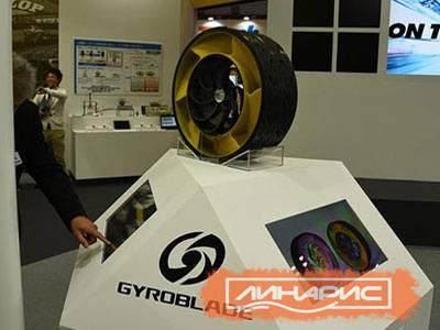 Sumitomo GyroBlade и CoreSeal