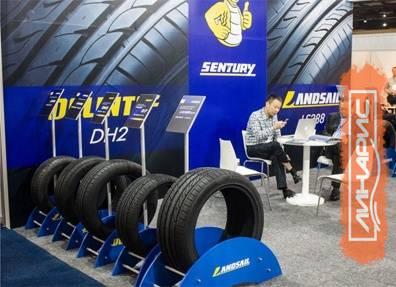 Китайский производитель шин Sentury откроет свой первый завод на территории США