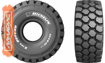 Michelin Xtra Defend
