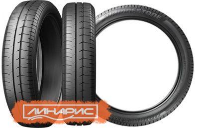 Bridgestone представили концепт узких шин