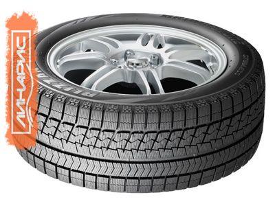 Нешипованная авторезина для зимы Bridgestone Blizzak VRX