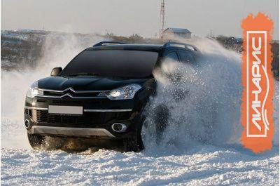 Качественному обучению вождению автомобиля лед серьезно не препятствует!