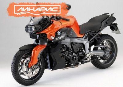 Мотоцикл, который совмещает в себе мощь движения и надежность