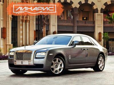 Rolls-Royce не устаревают с годами.