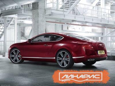 Bentley Continental GT V8: спорт, роскошь, мощь