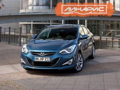 Hyundai i40 имеет неповторимый фирменный стиль.