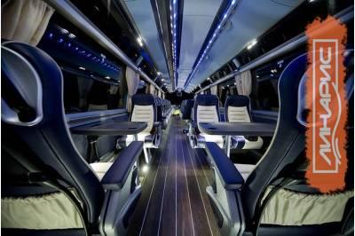 Туристические автобусы будущего: интересные перспективы